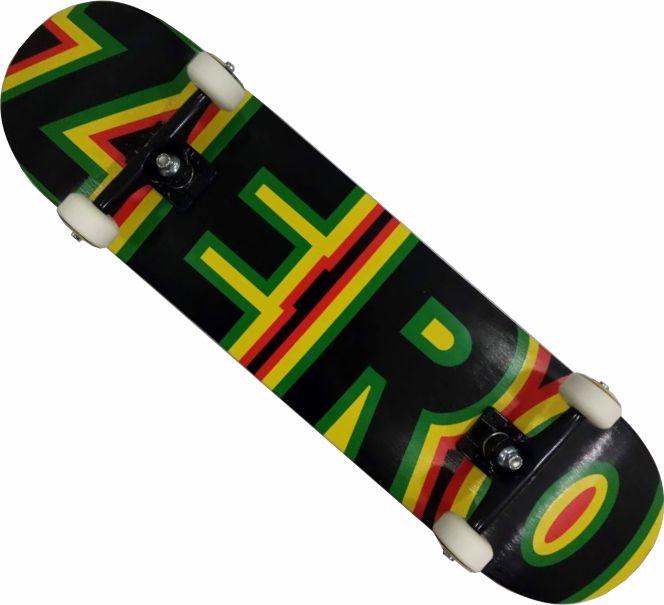 Skate Zero Montado Completo Profissional Next Kolami Stick