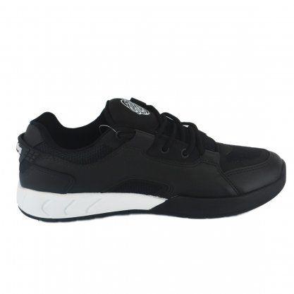 Tênis Sneaker Freedomfog Destroyer Preto/Branco