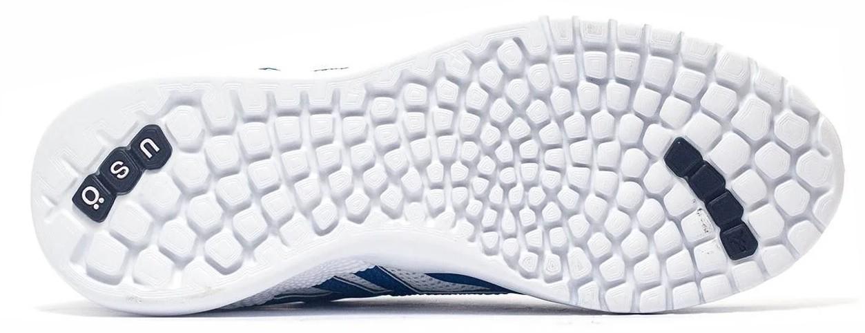 Tênis OUS Phibo 5813 OE Azul Branco