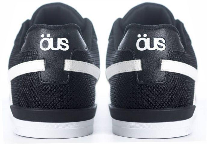 Tênis OUS Ueno Essencial Preto/Branco
