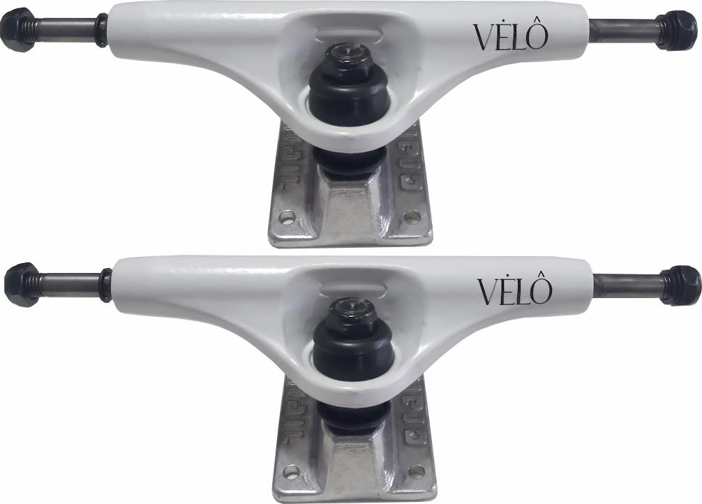 Truck Crail Skate HI 146 Velo Branco