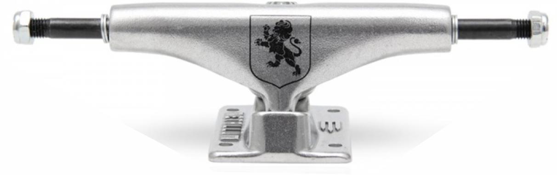 Truck Metallum Silver 139 mm Naccarato