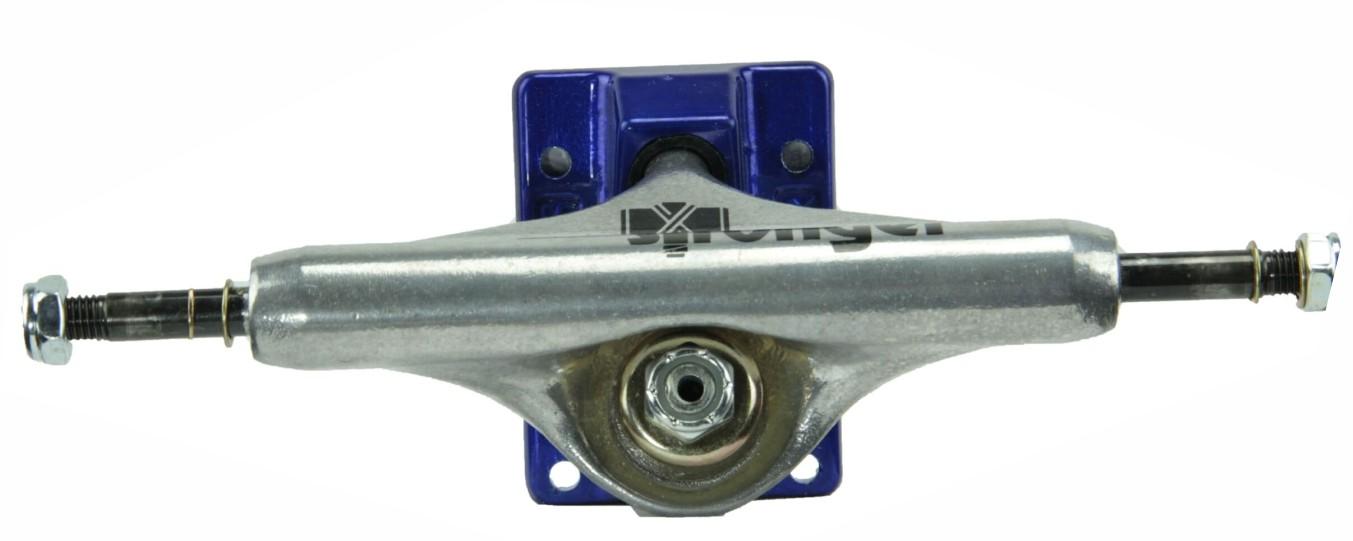 Truck Stronger de Skate Prata/Azul