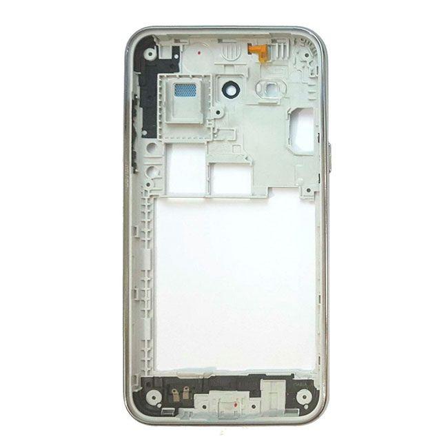 Aro Carcaça Chassi Botões Volume Samsung Galaxy J5 Dual J500
