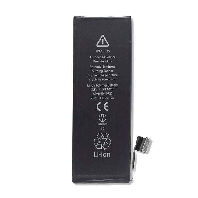 Bateria Iphone 5S 5C 1560mAh Encaixe Perfeito Longa Duração + Ferramentas