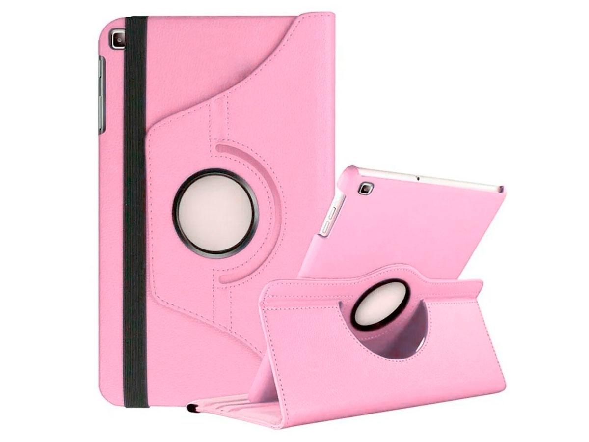 Capa Capinha Case Tablet Samsung Galaxy TAB A 10.1 T510 T515 de Couro Giratória + Pelicula de Vidro