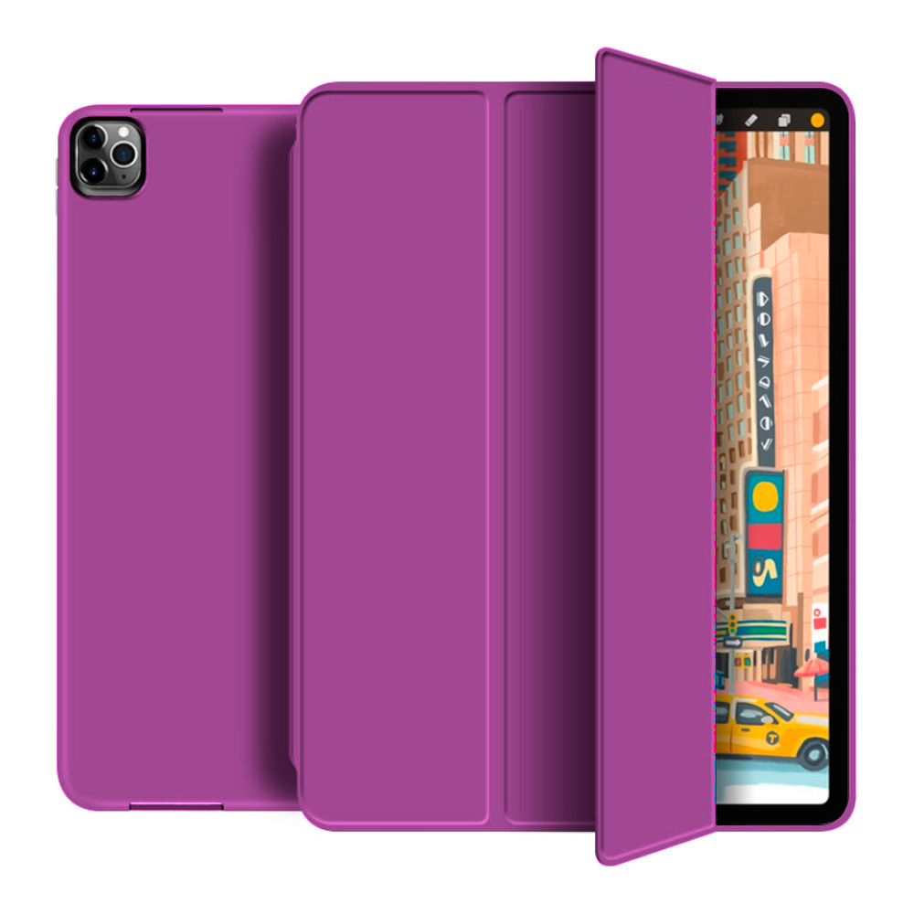 Capa Case Ipad Pro 12.9 polegadas 2020 4ª Geração A2229 A2069 A2232 A2233 Smart High Premium
