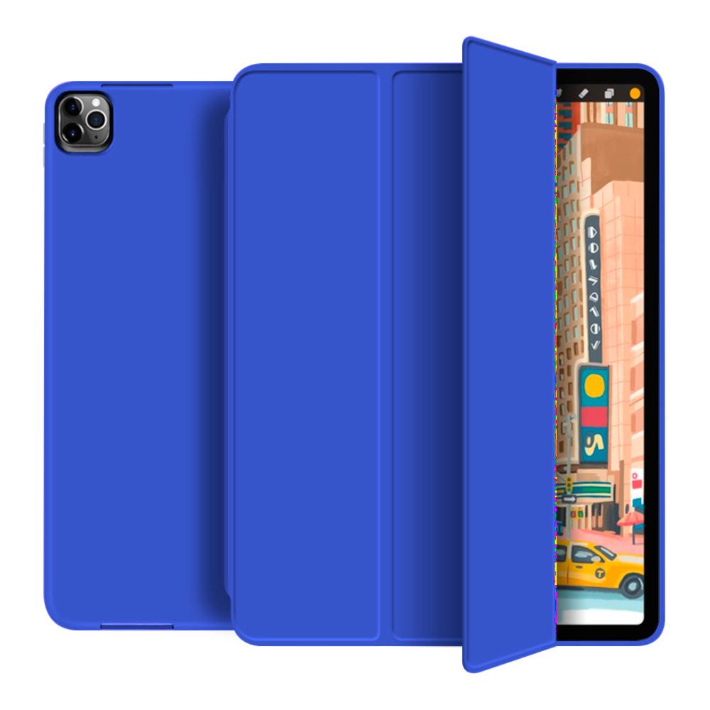 Capa Case Ipad Pro 12.9 polegadas 2020 4ª Geração A2229 A2069 A2232 A2233 Smart Premium + Pelicula