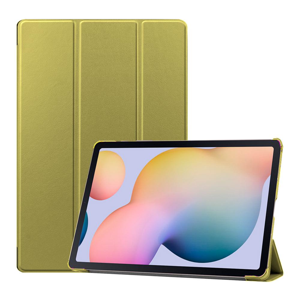 Capa Case Tablet Galaxy Tab S7 T875 11 Polegadas Smart Couro Magnética Aveludada High Premium