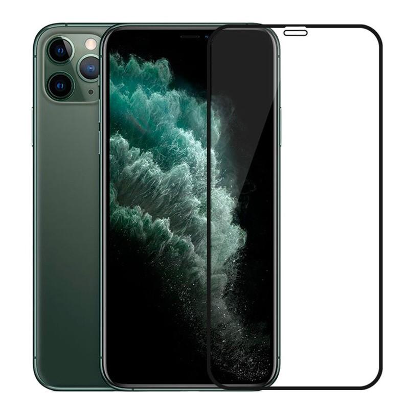 Pelicula de Vidro 3D 5D 6D Iphone 12 12 Pro 12 Pro Max 12 Mini Protetora Encaixe Perfeito Resistente