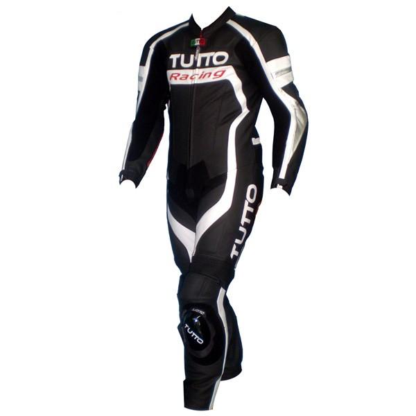 Macacão Tutto Moto Racing 1 peça - BRINDE Protetor de Coluna Tutto