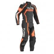 Macacão Tutto Moto Racing 2 peças Fluor