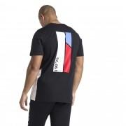 Camiseta BMW MMS Life Graphic Anthracite