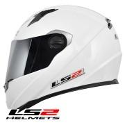 Capacete LS2 FF358 Gloss White