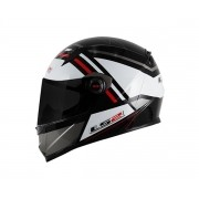Capacete LS2 FF358 Mohican Cinza