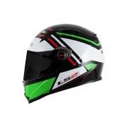 Capacete LS2 FF358 Mohican Verde