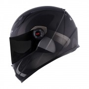 Capacete LS2 FF358 - Velvet - Preto Fosco/Cinza