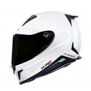 Capacete Nexx XR2 Plain Branco Brilhante