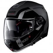 Capacete Nolan N100-5 Consistency - Cinza - c/ Viseira Interna