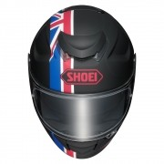 Capacete Shoei GT-Air Royalty TC-1 Preto/Vm/AZ C/ Pinlock!