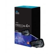 Intercomunicador Cardo FreeCom 4+ Duo Audio JBL