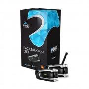 Intercomunicador Cardo PackTalk Bold Duo áudio JBL