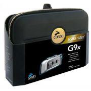 Intercomunicador Cardo G9X Power Set (2 pç)