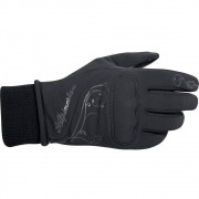 Luva Alpinestars Stella C-1 Windstopper Black