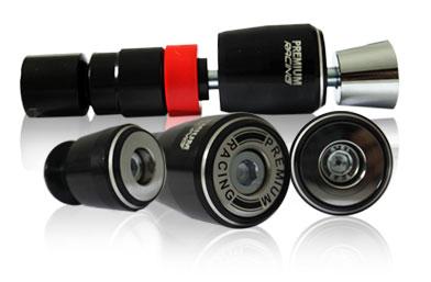 Slider dianteiro Premium Racing CBR 1000 -13  - Nova Centro Boutique Roupas para Motociclistas