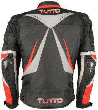 Jaqueta Tutto Napoli Vermelha  - Nova Centro Boutique Roupas para Motociclistas