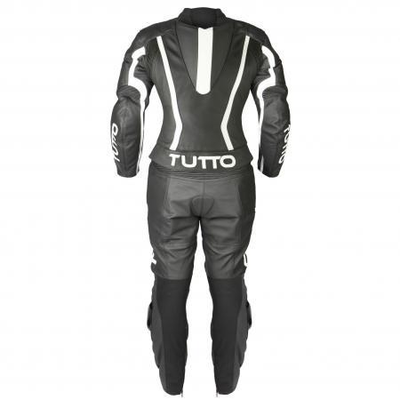 Macacão Tutto Moto Lady 2 peças (Feminina) - BRINDE Protetor de Coluna Tutto  - Nova Centro Boutique Roupas para Motociclistas