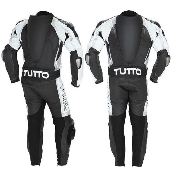Macacão Tutto Moto Titanium 1 peça  - Nova Centro Boutique Roupas para Motociclistas