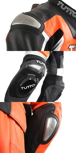 Macacão Tutto Moto Titanium 2 peças Fluor  - Nova Centro Boutique Roupas para Motociclistas