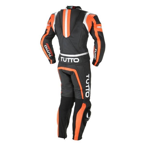 Macacão Tutto Moto Racing 2 peças Fluor  - Nova Centro Boutique Roupas para Motociclistas