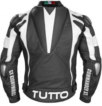 Jaqueta Tutto Couro Titanium -  - Nova Centro Boutique Roupas para Motociclistas