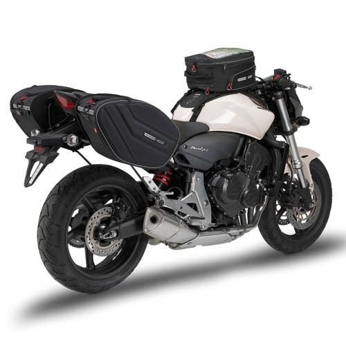 Bolsa Alforge Lateral GIVI - EA101 B - 30Lt  - Nova Centro Boutique Roupas para Motociclistas