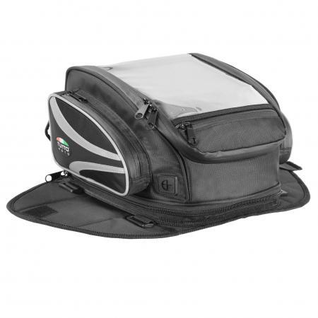 Bolsa Magnética para tanque Tutto Moto TB01 - 12/20 Lt - Oferta  - Nova Centro Boutique Roupas para Motociclistas