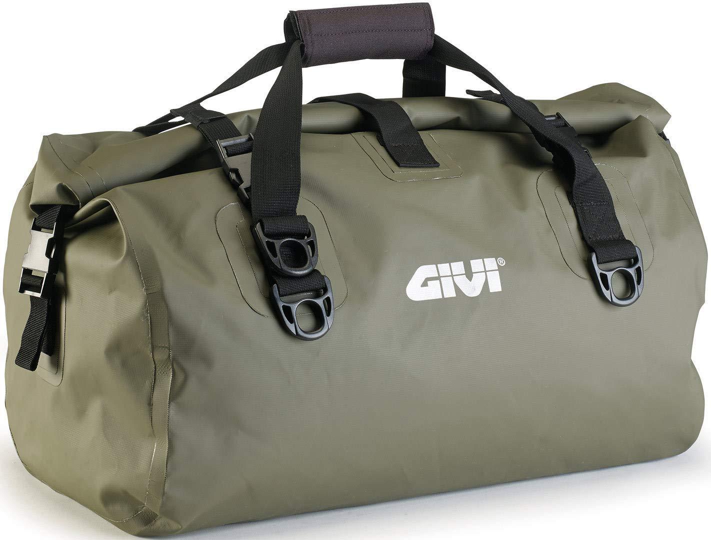 Bolsa Traseira GIVI - EA115KG - Verde - 40Lt  - Nova Centro Boutique Roupas para Motociclistas