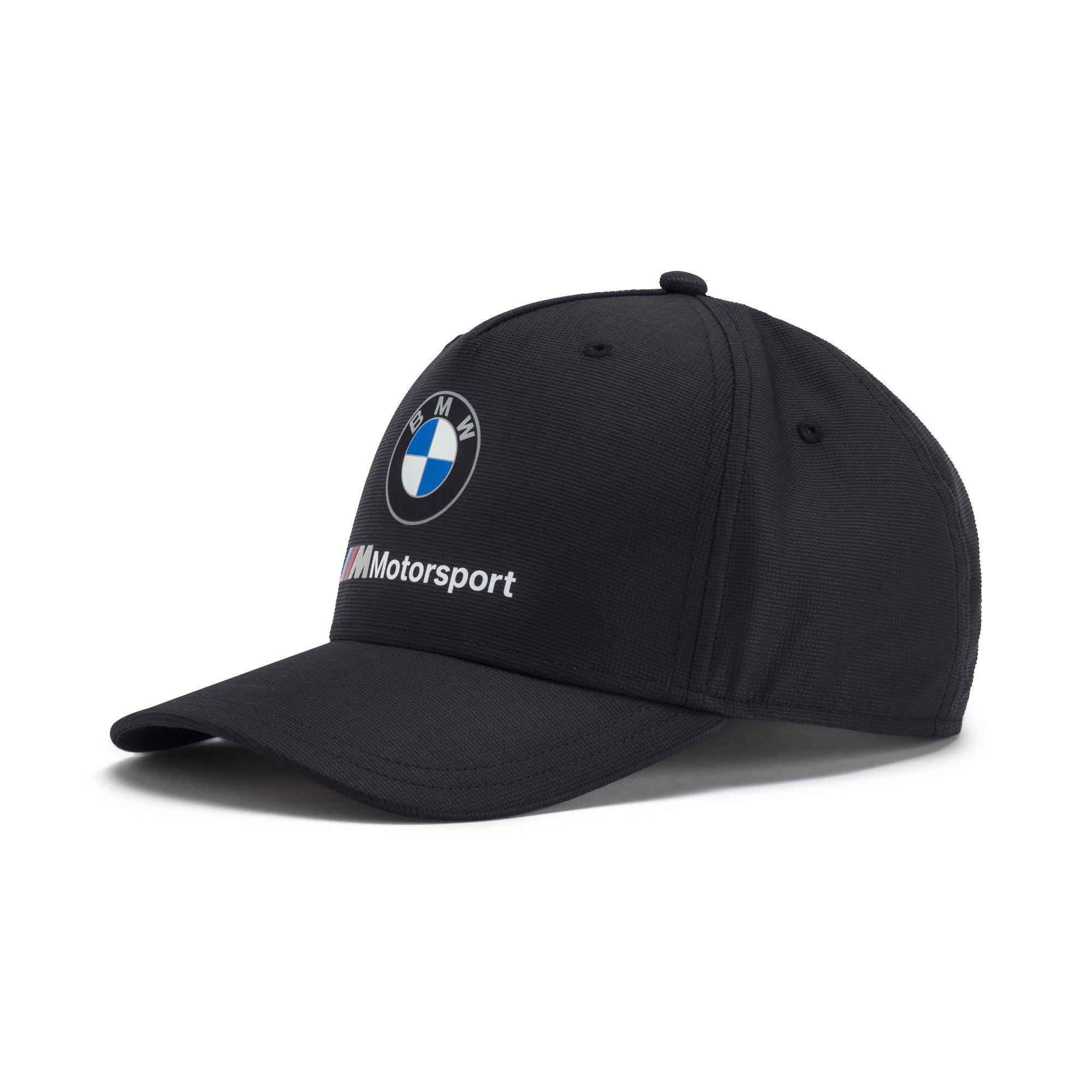 Boné BMW Motorsport M MSP Anthracite  - Nova Centro Boutique Roupas para Motociclistas