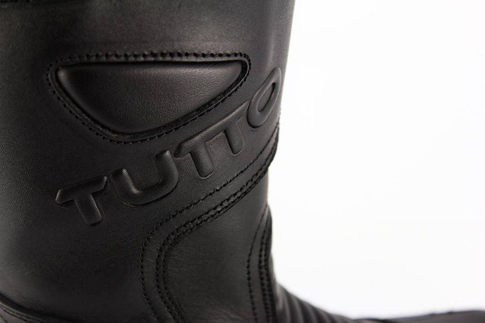 Bota Tutto Moto Evolution (Lançamento)  - Nova Centro Boutique Roupas para Motociclistas