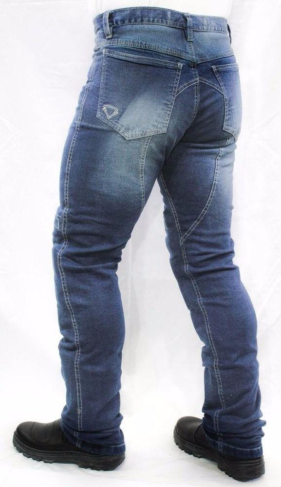 Calça Jeans HLX Concept  - Nova Centro Boutique Roupas para Motociclistas