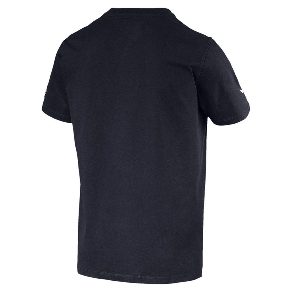 Camiseta BMW Graphic Puma Azul Oficial  - Nova Centro Boutique Roupas para Motociclistas