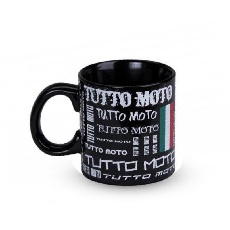 Caneca de porcelana Tutto Moto  - Nova Centro Boutique Roupas para Motociclistas