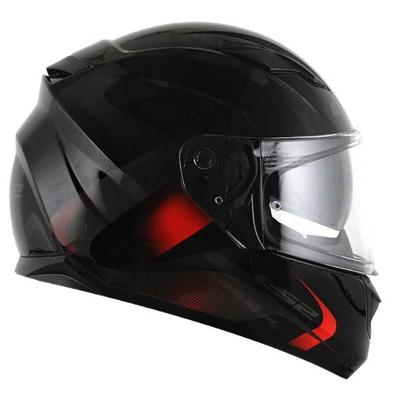 Capacete LS2 FF320 Velvet White/Grey (C/ VISEIRA SOLAR)  - Nova Centro Boutique Roupas para Motociclistas