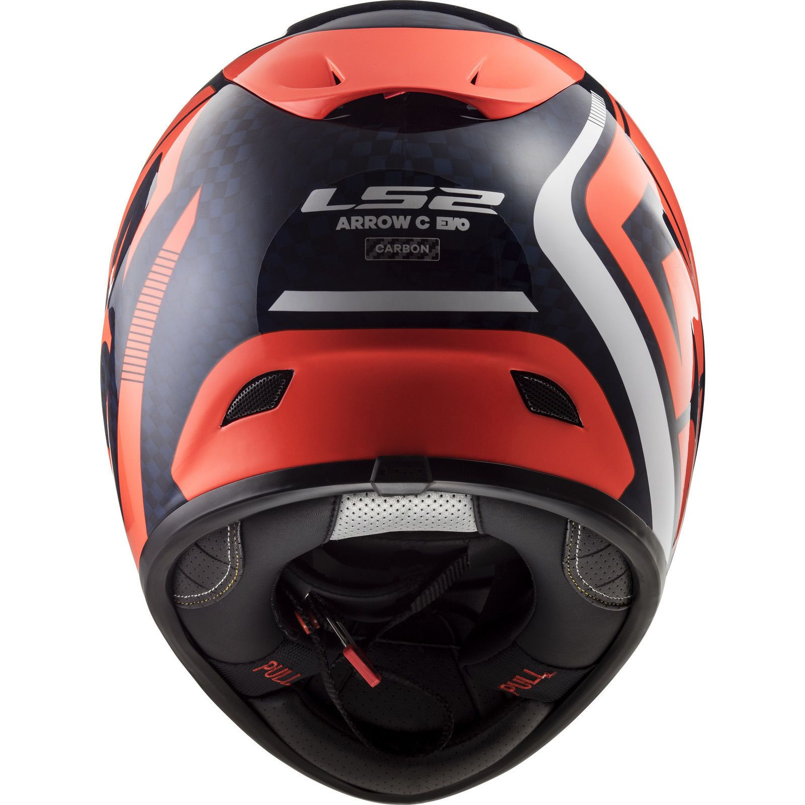 Capacete LS2 FF323 Arrow C Evo Sting  - Nova Centro Boutique Roupas para Motociclistas