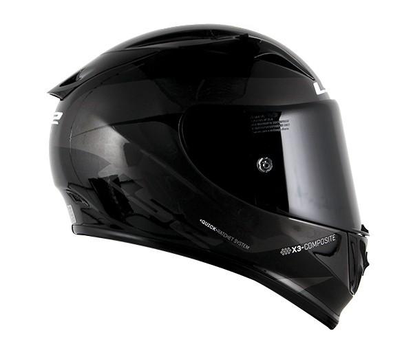 Capacete LS2 FF323 Arrow R Comet Preto  - Nova Centro Boutique Roupas para Motociclistas