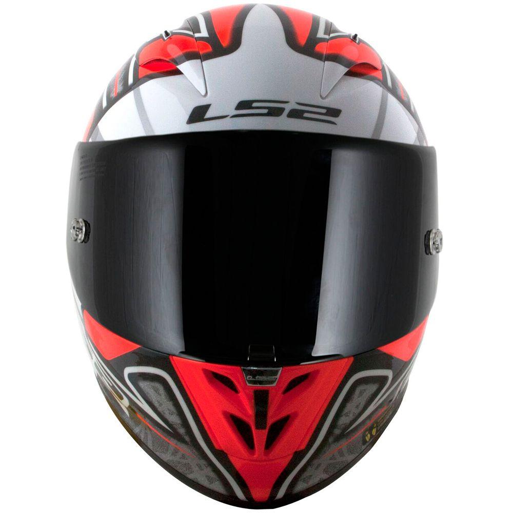 Capacete LS2 FF323 Arrow R Hector Barberá - Réplica  - Nova Centro Boutique Roupas para Motociclistas