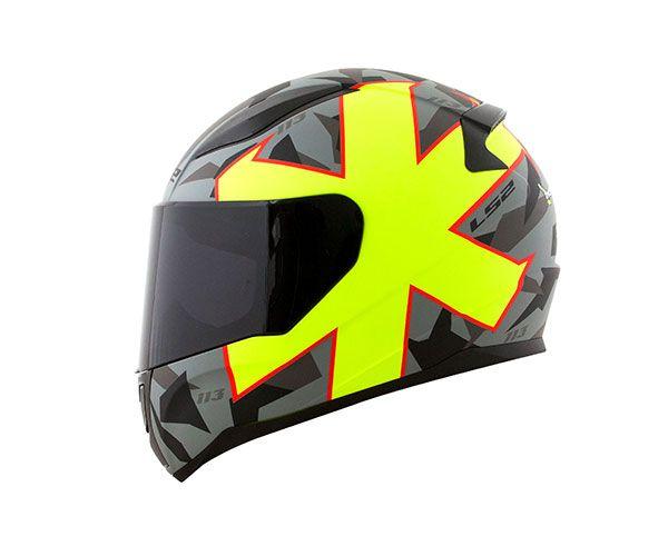 Capacete LS2 FF353 Rapid Réplica Rafa Paschoalin  - Nova Centro Boutique Roupas para Motociclistas