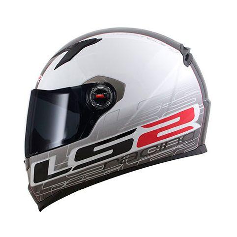 Capacete LS2 FF358 Racing