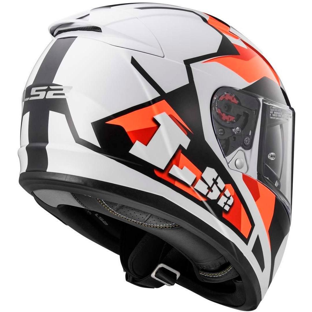 Capacete LS2 FF390 Breaker Sergent  - Nova Centro Boutique Roupas para Motociclistas